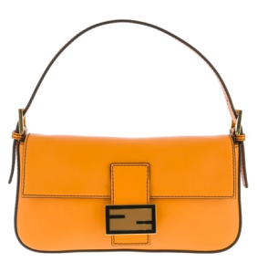 Fendi Baguette Shoulder Bag Cuccuini$1260 @ FARFETCH