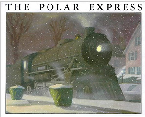"""The Polar Express"" ($10 @ AMAZON)"