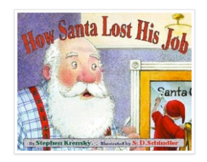 """How Santa Lost His Job"" ($7 @ AMAZON)"