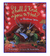 """Shall I Knit You A Hat"" ($8 @ AMAZON)"