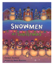 """Snowmen at Christmas"" ($12 @ AMAZON)"