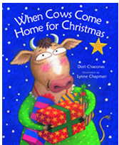"""When Cows Come Home for Christmas"" ($6.99 @ AMAZON)"