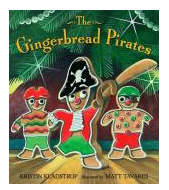 """The Gingerbread Pirates"" ($8.99 @ AMAZON)"