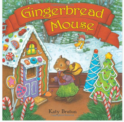 """Gingerbread Mouse"" ($6.99 @ AMAZON)"