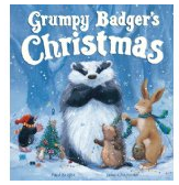 """Grumpy Badger's Christmas"" ($12 @ AMAZON)"