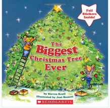 """The Biggest Christmas Tree Ever""  ($5 @ AMAZON)"