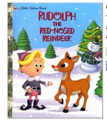 """Rudolph The Red-nosed Reindeer"" ($4 @ AMAZON)"