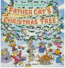 """Richard Scarry's Father Cat's Christmas Tree"" ($7 @ AMAZON)"