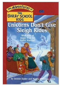 """Unicorns Don't Give Sleigh Rides""($5 @ AMAZON)"