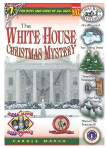 """White House Christmas Mystery""($8 @ AMAZON)"