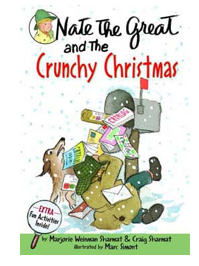 """Nate the Great and the Crunchy Christmas"" ($6 @ OVERSTOCK)"