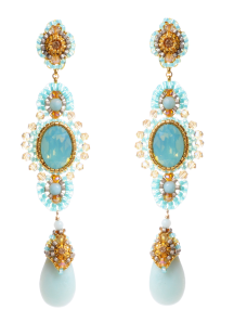 Miguel Ases Amazonite$260 (from $325) @ GREENWICH JEWELERS