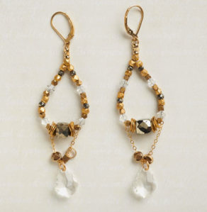 All Aglitter Earrings$128 (from $160) @ ARHAUS JEWELS