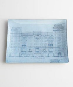 BG Architectural Blueprint$110 @ BERGDORF GOODMAN