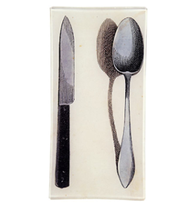 John Derian Spoon & Knife Tray$80 @ LEKKER HOME