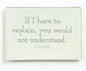 "Ben's Garden ""If I have to Explain"" Tray$44 @ NORDSTROM"
