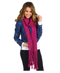Jessica Simpson Chunky Fringe Sparkle Muffler$41 (from $52) @ ZAPPOS