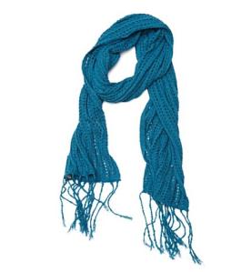 Tina Lightweight Crochet Scarf$35 (from $49) @ LUCKY BRAND