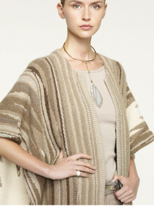 Cashmere Poncho$1,119 (from $,2498) @ RALPH LAUREN