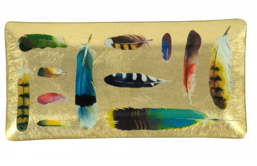 Feather Collection Tray $35 at JAYSON HOME