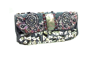 Handmade Beaded Clutch$72 @ OVERSTOCK