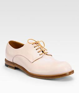 Jill Sander Oxford Shoes$820 @ SAKS FIFTH AVENUE