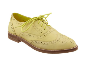 Perforated Oxford Shoes$69 @ GAP