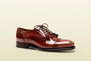 Gucci Oxford Shoes$792 @ GUCCI