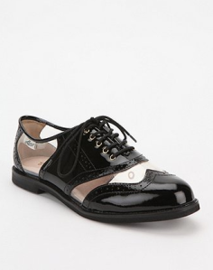 Rachel Antonoff Cutout Oxford Shoes$140 @ URBAN OUTFITTERS