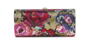 Crystal Beaded Clutch Purse$3995 @ JUDITH LEIBER