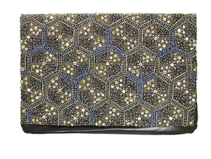 Deepa Gurnani Beaded Clutch Bag$438 @ LORD & TAYLOR