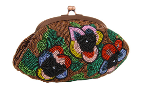 Nina Moody Beaded Clutch$79 (from $98) @ ZAPPOS