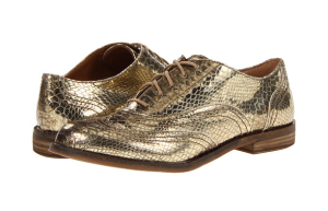 Metallic Oxfords by Lucky Brand$76 (from $100) @ ZAPPOS