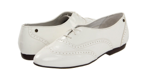 Bass Oxford Shoes (white, silver, red or black)$44 (from $79) @ 6PM