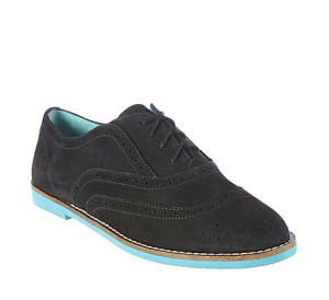 Journall Oxford Shoes (black, burgandy, navy or tan)$79 @ STEVE MADDEN