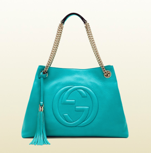 Gucci Soho Leather Tote Bag ($1295)GUCCI