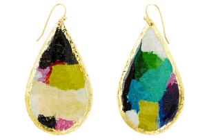 Berlin Teardrop Earrings ($85)