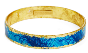 Blue Tide Bangle ($69)