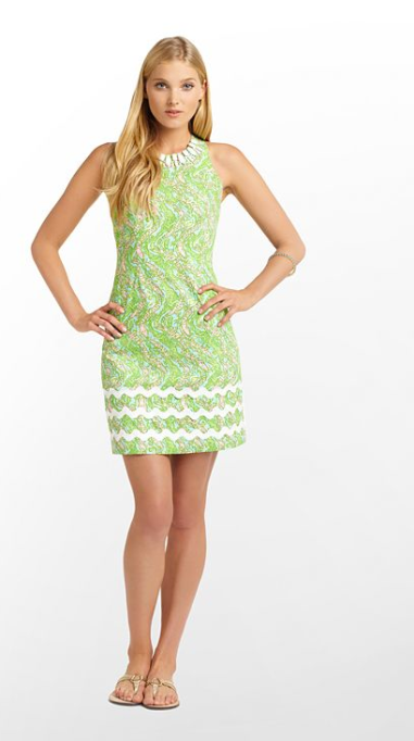 Lilly Pulitzer Pearl Dress  $198 LILLY PULITZER
