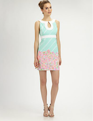 Lilly Pulitzer Candice Dress $188 SAKS FIFTH AVENUE