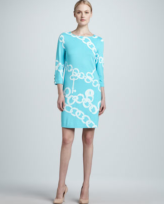 "Lilly Pulitzer ""Jonah Josh Ponte"" Dress  $119 Neiman Marcus"
