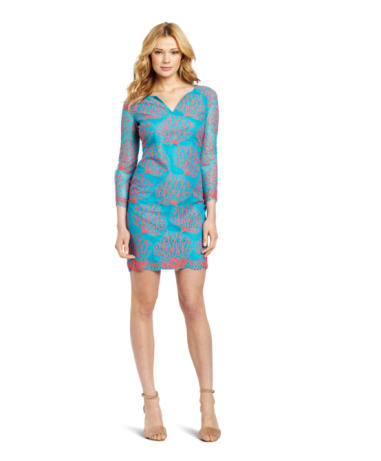 "Lilly Pulitzer ""Wendy"" Dress ($358) AMAZON"