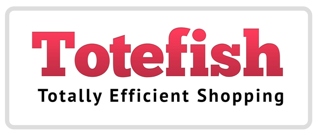 The Totefish Blog  |  TOTALLY EFFICIENT SHOPPING