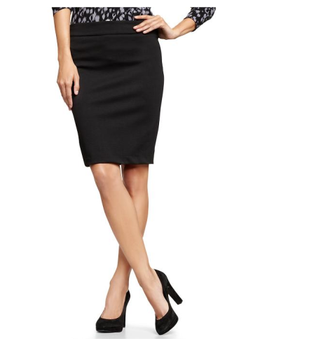 Pointe Pencil Skirt ($38.50 w/ coupon)