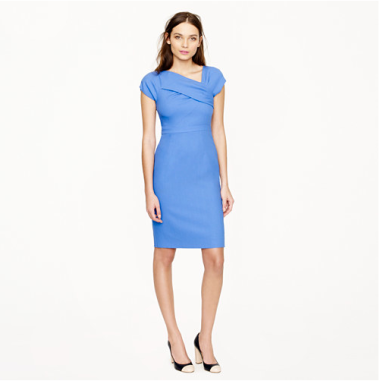 Orgiami Dress in Wool Crepe $158 (from $198)