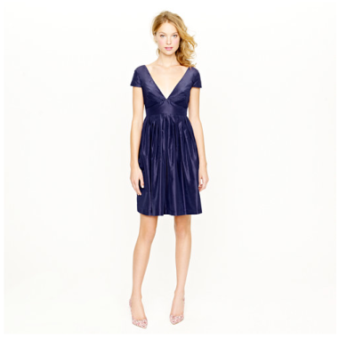 Lynnton Dress in Silk Taffeta $212 (was $295)