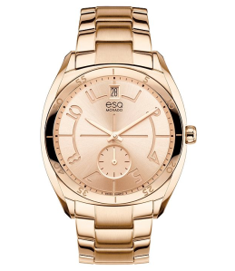 ESQ Rose Gold Bracelet Watch $395 Macy's