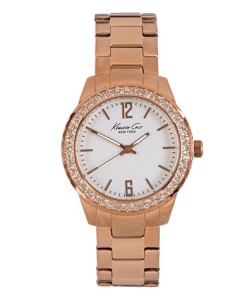 Kenneth Cole Rhinestone Circle Watch $60 Burlington Coat Factory