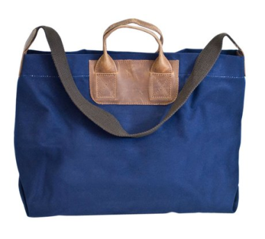 United by Blue Tote Bag $62 at VINE.COM