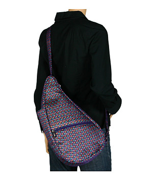 Contemporary Origami Tapestry Healthy Back Bag $100 at ZAPPOS